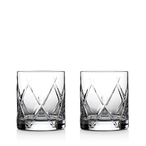 Waterford Olann Double Old-Fashioned Glasses, Set of 2-Home