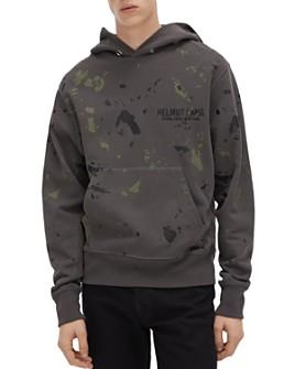 Helmut Lang - Standard Painter Hooded Sweatshirt