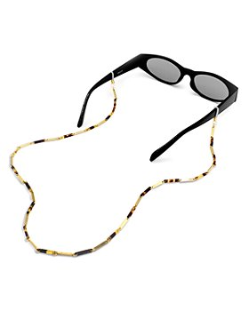 Tuleste - Resin & Metal Bar Eyewear Chain