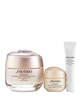 Shiseido - Wrinkle Smoothing Trio