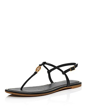 Tory Burch - Women's Emmy T-Strap Flat Sandals