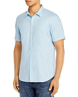 John Varvatos Star USA - Clark Solid Slim Fit Button-Down Shirt