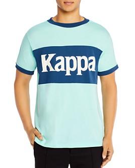 KAPPA - 222 Banda Bertux Cotton Logo Tee