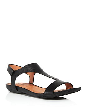 Gentle Souls by Kenneth Cole - Women's Lark Slim T-Strap Sandals