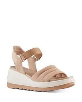 Cougar - Women's Honey Strappy Wedge Sandals