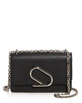 3.1 Phillip Lim - Alix Chain Leather Clutch