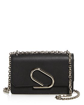 3.1 Phillip Lim - Alix Chain Leather Clutch