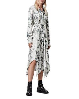 ALLSAINTS - Tilly Evolution Shirt Dress - 100% Exclusive
