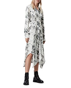 ALLSAINTS - Tilly Evolution Shirt Dress - 100% Exclusive