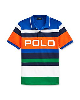 Ralph Lauren - Boys' Striped Polo - Big Kid