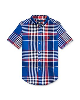 Ralph Lauren - Boys' Madras Shirt - Big Kid