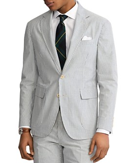 Polo Ralph Lauren - Seersucker Polo Soft Fit Suit Jacket