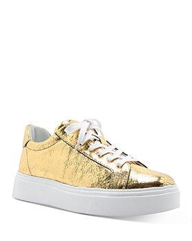 SCHUTZ - Women's Raver Low Top Platform Sneakers