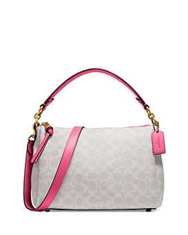 COACH - Shay Small Signature Canvas Crossbody Bag