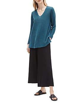 Eileen Fisher Petites - Petites Ankle Pants