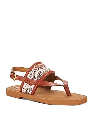 Chloe Women\\\'s Woody Flat Sandals