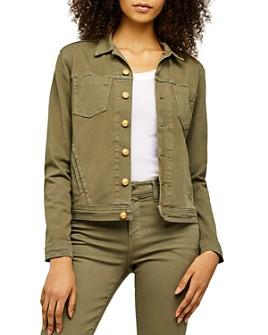 L'AGENCE - Celine Slim-Fit Femme Jacket