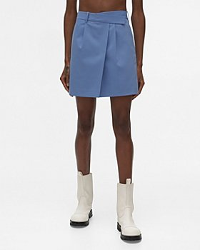 Helmut Lang - Wrap Mini Skirt