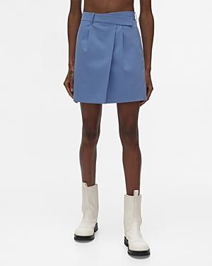 Helmut Lang Wrap Mini Skirt-Women