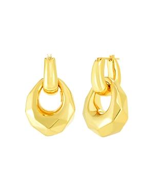 Roberto Coin 18K Yellow Gold Doorknocker Drop Earrings-Jewelry & Accessories