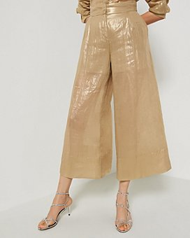 Marella - Aretusa Metallic Pants