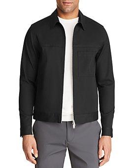 Theory - Jamie Twill Regular Fit Jacket