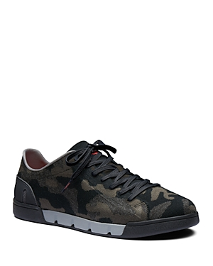 Swims Men's Breeze Knit Low-Top Sneakers