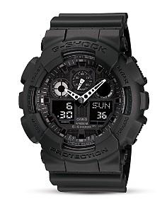 G Shock Oversized Analog/Digital Combo Watch, 55 x 51 mm - Bloomingdale's_0