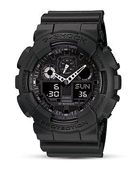 G-Shock - G Shock Oversized Analog/Digital Combo Watch, 55 x 51 mm