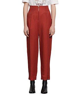 Sandro - Betty Cropped Pants