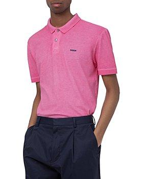 HUGO - Dagic Cotton Garment Dyed Regular Fit Polo Shirt