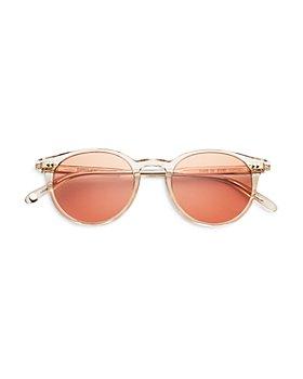 GARRETT LEIGHT - Unisex Clune Round Sunglasses, 47mm
