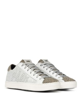 P448 Women's Lace Up Sneakers