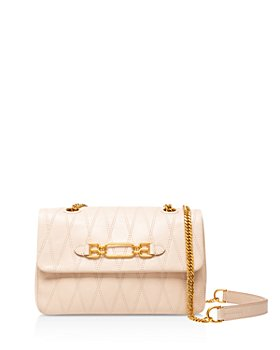 Bally - Viva Small Quilted Leather Crossbody Bag