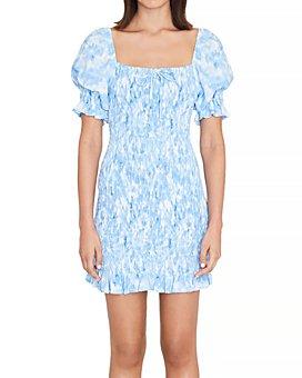 Faithfull the Brand - Magnolia Mini Bodycon Dress