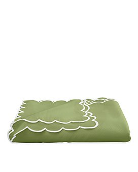 "Matouk - Savannah Gardens Tablecloth, 68"" x 126"" Oblong"