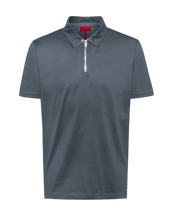 HUGO - Dasili Cotton Mercerized Slim Fit Polo Shirt
