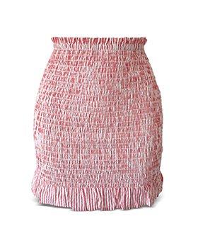 BCBGeneration - Smocked Mini Skirt