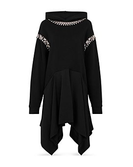 CHRISTOPHER KANE - Hooded Embellished Dress