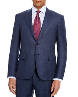 Canali - Classic Fit Textured Sport Coat