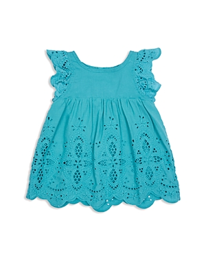 Peek Kids Girls' Michelle Eyelet Dress - Baby