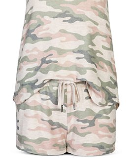 PJ Salvage - Peachy Dreams Skull-Printed Shorts - 100% Exclusive