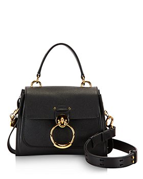 Chloé - Tess Small Leather Shoulder Bag
