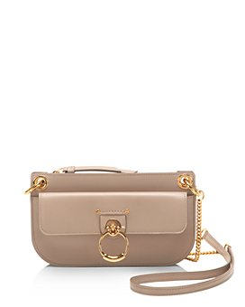 Chloé - Tess Mini Leather Crossbody