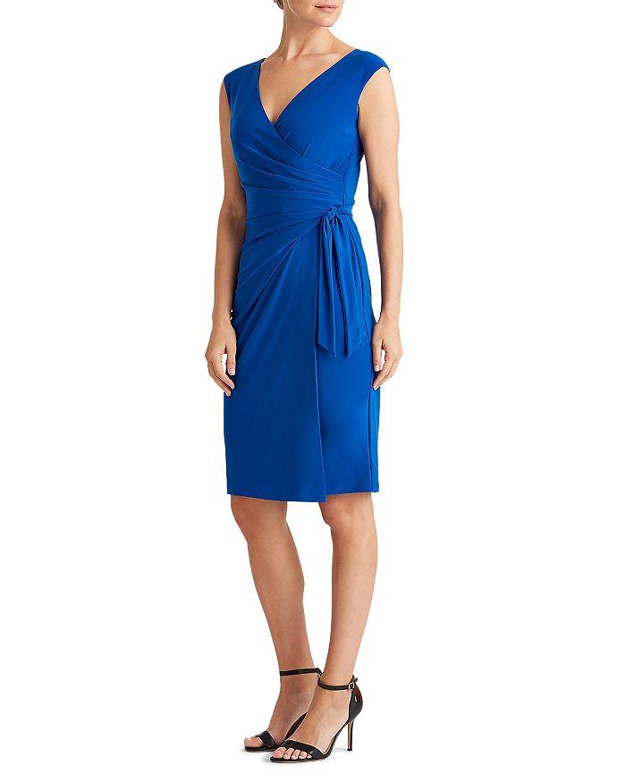Ralph Lauren - Gathered Waist Dress