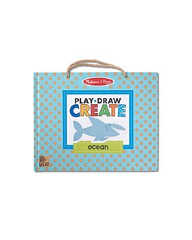 Melissa & Doug - Play Draw Create Ocean