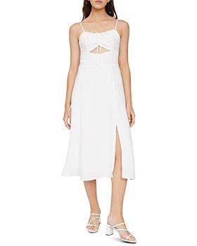 Lucy Paris - Cutout Midi Dress - 100% Exclusive