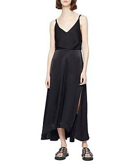 3.1 Phillip Lim - V Neck Midi Dress
