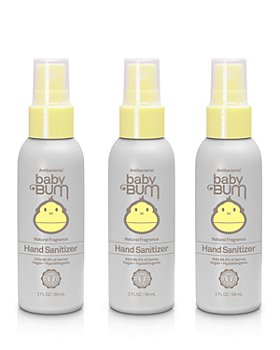 Sun Bum - Baby Bum Hand Sanitizer Natural Fragrance, Pack of 3