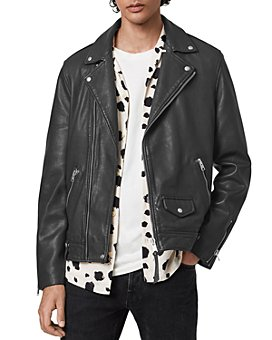ALLSAINTS - Slim Fit Milo Biker Jacket